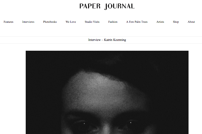Paper Journal Astres Noirs